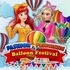 Fashion Princesses And Balloon Festival