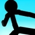 Stickman Street Fighting 3D